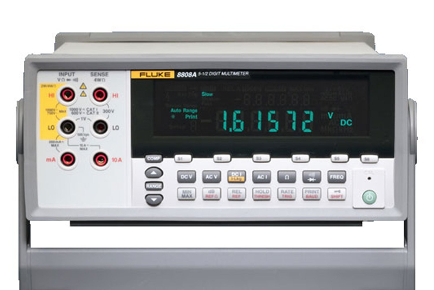 Rt Engineering Digital Meter : Manufacturers fluke multimeters a